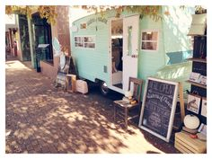 Here's a view of my mobile boutique when we were in Hillsboro Village recently #nashville #mobile #boutique
