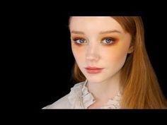 More Biba Fever - Contemporary Look, Vintage Makeup tutorial by  www.LisaEldridgedot.com