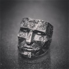Jewelry Shop, Jewellery, Man Ring, 3d Printed Jewelry, 3d Printing, Silver Jewelry, Sci Fi, Rings For Men, It Is Finished