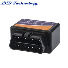 2016 ELM327 D2 KONNWEI ELM327 Bluetooth OBD2 OBD-II Car Auto Diagnostic Scan Tools
