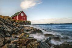 Norwegian CoastLine / @ChristerOlsen_