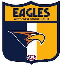 west coast eagles logo - Google Search