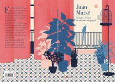 Noticas Felices en aviones de papel-Editorial Lumen- - María Hergueta