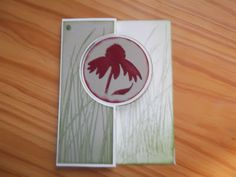 """Stampin up Set """" Inspired by Nature """""""