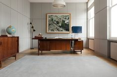 The Complementary Colour Collection - Farrow & Ball rugs by The Rug Company — Design Hunter Farrow Ball, Farrow And Ball Living Room, All White Room, Colour Consultant, Peaceful Home, Rug Company, Inspiration For Kids, Room Paint, Elle Decor