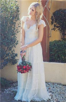 simple wedding dress! Love everything about this<3