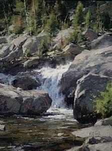 Shadow Creek (SOLD) by Matt Smith  ~ 14 x 11