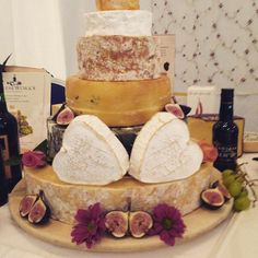 Having fun at the Gloucestershire wedding show today! #weddings #cheese