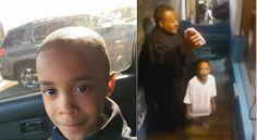 6歲小男孩迫不及待為自己受洗 因為想上天堂看弟弟 - https://kairos.news/49087