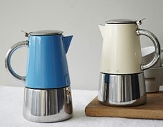 Stove Top Espresso Maker from Rigby and Mac