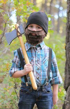 50 Last Minute DIY Halloween Costumes for Kids via Brit + Co