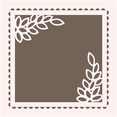 Silhouette Design Store - browse-daily-and-clearance Silhouette Frames, Silhouette Portrait, Silhouette Cameo Projects, Silhouette Design, Free Silhouette, Free Printable Letter Templates, Frame Border Design, Cricut, Silhouette Online Store