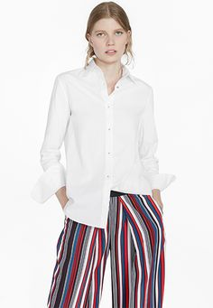 4993754cc Fall Styling Tips with Misha Nonoo White Shirts