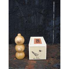 Sweet Bella Bird Call at Scissor - $40.  Black Headed Gull - SOLD OUT