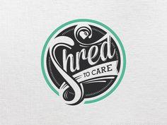Shred to Care Logo
