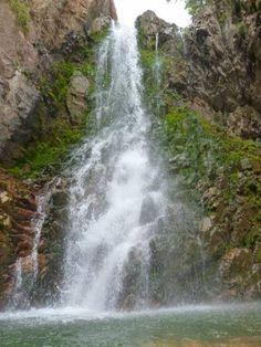 Bullion Falls, Bullion Canyon, Utah.