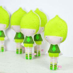 Lemon dolls   Pinknounou blog