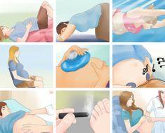 bébé-en-siège Pregnancy Prayer, Pregnancy Workout, Pregnancy Tips, Turn A Breech Baby, Breech Babies, Waiting For Baby, Pregnancy Problems, Baby Boom, Baby Bumps