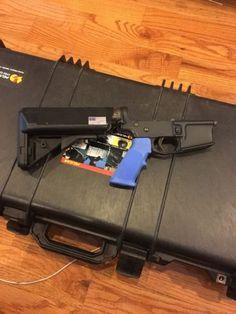 Airsoft Electric Guns