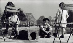 jardin des Tuileries 1937