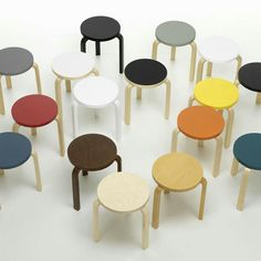 Select From Our Huge Scandinavian Range. Stackable Stools, Selling Furniture, Space Saving, A Table, Home Furnishings, Furniture Design, Palette, Turku Finland, Architecture