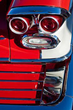 1958 #Pontiac #Bonneville #ClassicCar