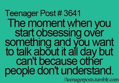 All the time!!!!