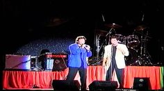 THE BLUE DIAMONDS  MEDLEY Efteling 1994 hpvideo Breda Henk Pas
