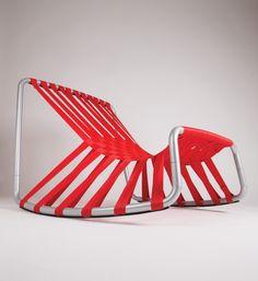 Nap, una rocking chair urbana para Barcelona