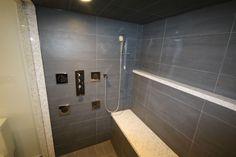 #Contemporary #Design #Glass #Shower #Bathroom #Renovation #Toronto