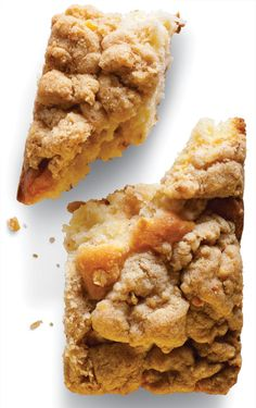 Crumb Coffee Cake: 1½ cups flour; ¾ cup sugar; 1 tsp ground cinnamon; ½ tsp baking powder; ½ tsp kosher salt; 12 T unsalted butter, cubed and chilled; 8 tbsp. unsalted butter, softened; 2 cups flour; 1 T baking powder; ½ tsp kosher salt; ¾ cup sugar; 1 tsp vanilla extract; 1 egg; ⅔ cup milk