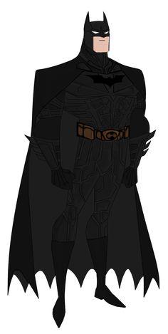 JLU Batman The Dark Knight by Alexbadass on DeviantArt Batman Cartoon, Batman Comic Art, Spiderman Art, Batman Comics, Batman Poster, Batman Artwork, Batman Wallpaper, Batman Suit, Batman And Batgirl