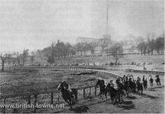Alexandra Park horse-racing track