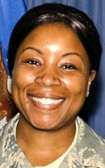 Air Force MSgt Tara R. Brown, 33, of Deltona, Florida. Died April 27, 2011, serving during Operation Enduring Freedom. Assigned to Air Force Office of Special Investigations, Joint Base Andrews, Maryland. Died of wounds sustained from small-arms fire when an Afghan military trainee turned his weapon on U.S. soldiers in a so-called Green-on-Blue incident in Kabul, Afghanistan.