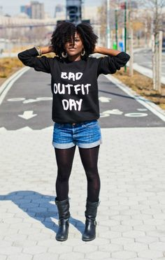 BAD OUTFIT DAY By Simply Cyn