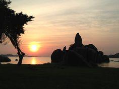 Bismarck Rock paikassa Mwanza, Mkoa wa Mwanza