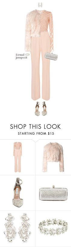 """Date night #5"" by elly3 on Polyvore featuring Elie Saab, RED Valentino, Steve Madden, Kate Spade, DateNight, polyvoreeditorial and polyvorecontest"