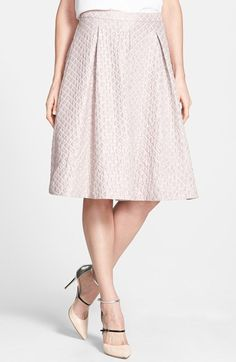 88e4cbf02dd54b Search for Sanity Diamond Textured Circle Skirt available at  Nordstrom  Ladylike Style