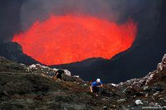 7 самых крутых вулканов нашей планеты / Туристический спутник