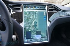 Tesla Model S- I Sat In One Here In Houston & It Is One Nice Ride!