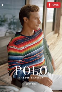 Ralph Lauren Shop, Shop Now, Men's Fashion, Polo, Stylish, My Style, Crochet, Clothing, How To Wear