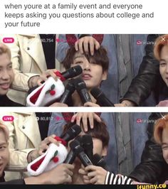 Poor Jungkook XD<<< I saw this episode of ASC and he was talking and they got all the pics in his face and he stopped and said WOW lol it was really funny