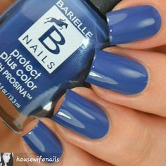 PRETTY WOMAN By #barielle #SWATCH by #HOUSEWIFENAILS  #nailsoninstagram #blue#bluenails  #bluepolish #bluenailpolish  #nails#nailswatch #nailswatches  #beautifulnails #beautifulpolish #prettynails #prettynailart#nailstyle  #nailfashion#nailworld#nailpics #nailpictures#nailartgallery #swatchpolish #polishswatches