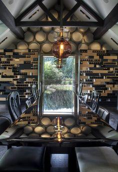 Small Winery to try : Merus Winery in Napa Valley Caves Caves, Napa Style, Napa Valley Wineries, Wine Tasting Room, Tasting Table, Wine Display, Grand Cru, Wine Storage, Storage Shelves