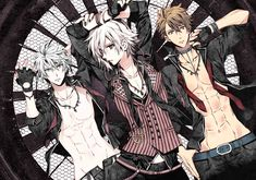 Read manga TRIGGER -before The Radiant Glory- online in high quality Anime Sexy, Hot Anime Guys, Anime Boys, Manga Boy, Manga Anime, Anime Art, Anime Cosplay, Manga Games, Cute Guys