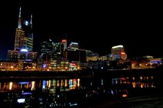 Nashville - My Home by Elliott  Billings on 500px