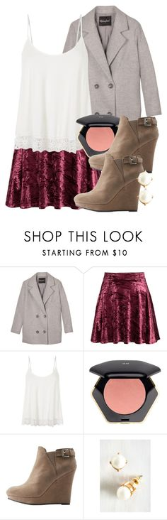 """""""Davina inspired interview outfit"""" by kit-kat227 ❤ liked on Polyvore featuring Relaxfeel, H&M and Charlotte Russe"""