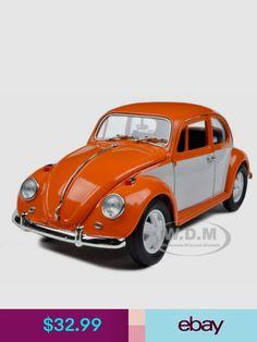 YAT MING 1:18 1967 VOLKSWAGEN VW BEETLE DIECAST BLACK 1 OF 600