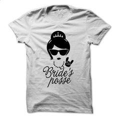 Team Bride Wedding Bridesmaids Stag do Hen night - hoodie #long sleeve shirts #college hoodies