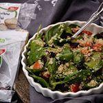 Salata cu quinoa i spanac sanovita bucatareselevesele recipe quinoa salata
